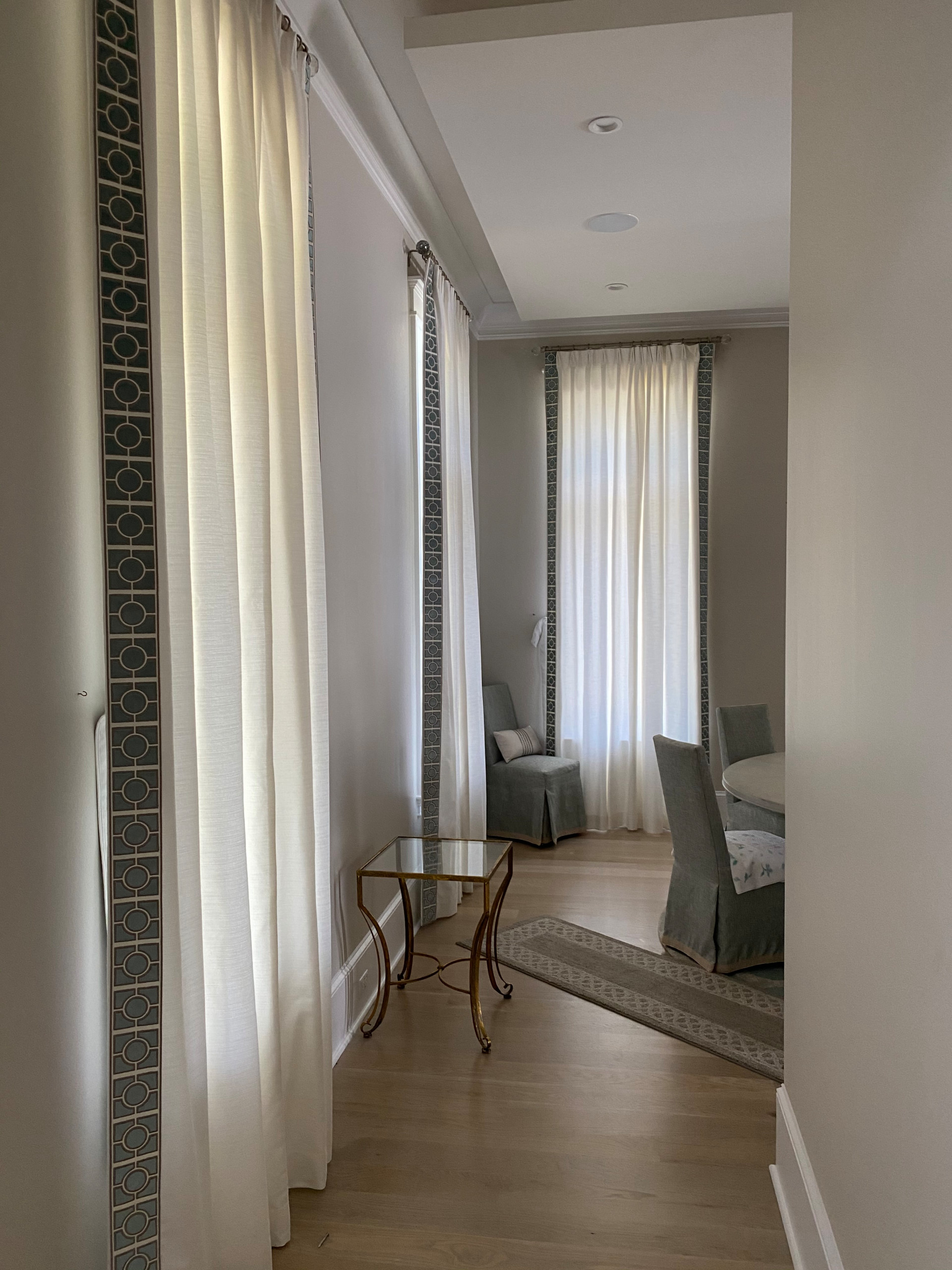 Luxary Window Treatment