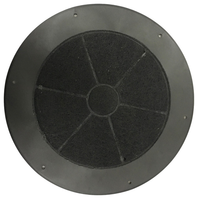 Winflo Carbon/Charcoal Filter for Under Cabinet Range Hood ...