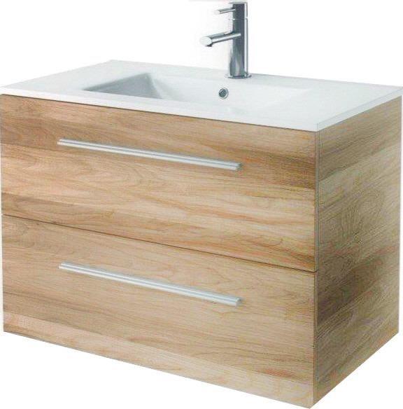 Modern Bath Vanity Concetto 5500 Elm 32 Bathroom Vanities And Sink Consoles