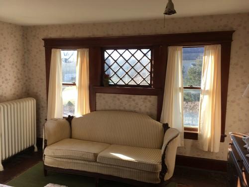 & Window dressing help!