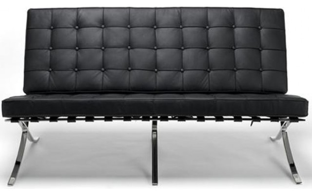 Barcelona sofa modern sofas by ifn modern for Sofas 4 plazas barcelona