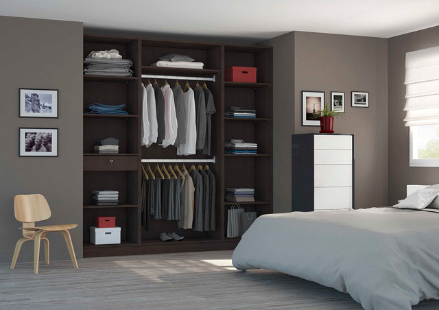 placard dressing et portes coulissantes contemporain armoire et dressing paris par. Black Bedroom Furniture Sets. Home Design Ideas