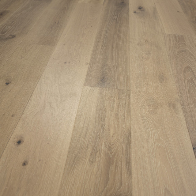 French Oak Prefinished Engineered Wood Floor Antique
