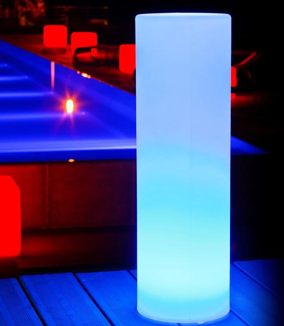 Tower   Outdoor Portable LED Lamp | Smart U0026 Green Modern Outdoor Lighting