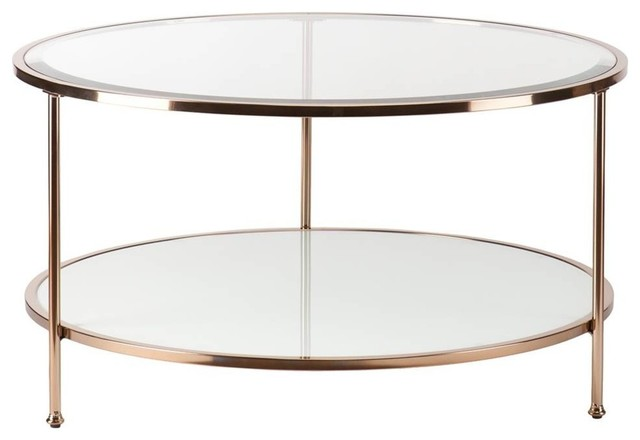 Southern Enterprises   Risa Cocktail Table   Coffee Tables