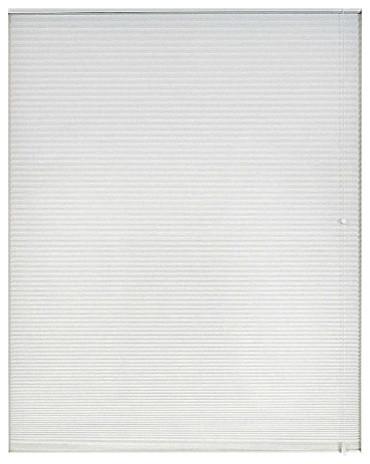 """Honeycomb Cellular Shades, Set Of 2, White, 31""""."""