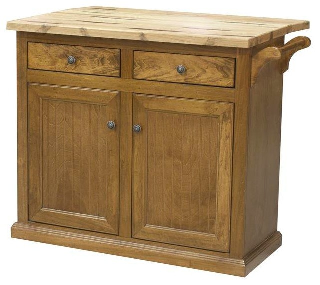 Eagle Furniture 49 Coastal Kitchen Cart Transitional Islands And Carts By Beyond S
