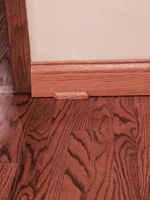 Preferred How Does This Baseboard Look With Door Trim Dz53