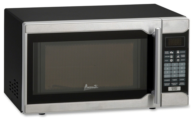 Avanit Mo7103sst Microwave Oven Perfect For Any Breakroom.