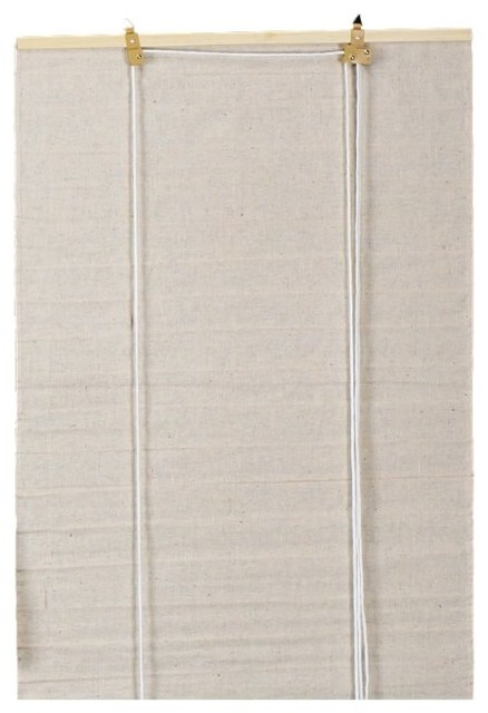 "Umbra Cappa 1.25"" Double Curtain Rod, 72""-144"", Nickel, Steel"