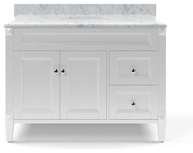 Gilmore Wood Bathroom Vanity, 48""