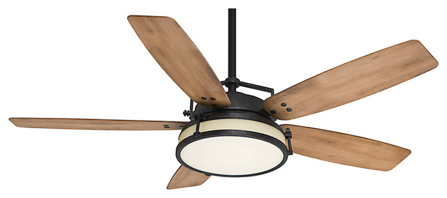 Caneel Bay Ceiling Fan With Light