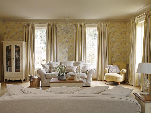 Laura Ashleytraditional Living Room