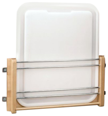 Rev-A-Shelf 4dmcb-18p 4dmcb Series Door Mount Polyethylene Cutting Board.