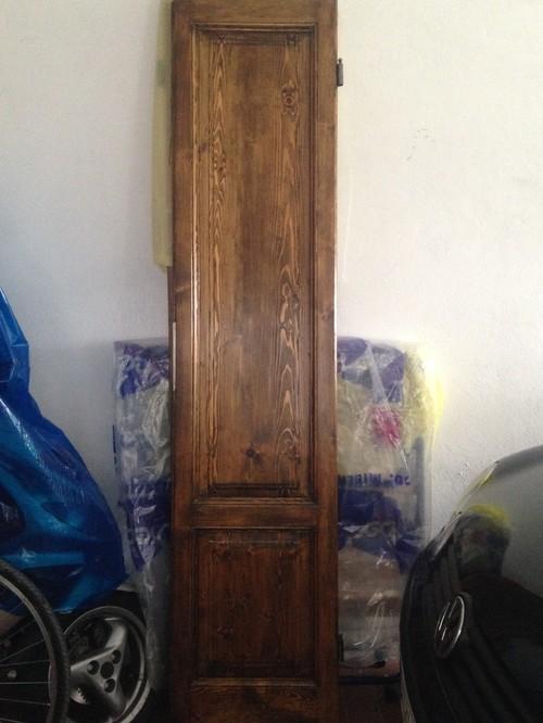Estremamente Creare un tavolo con delle vecchie porte in legno AZ81