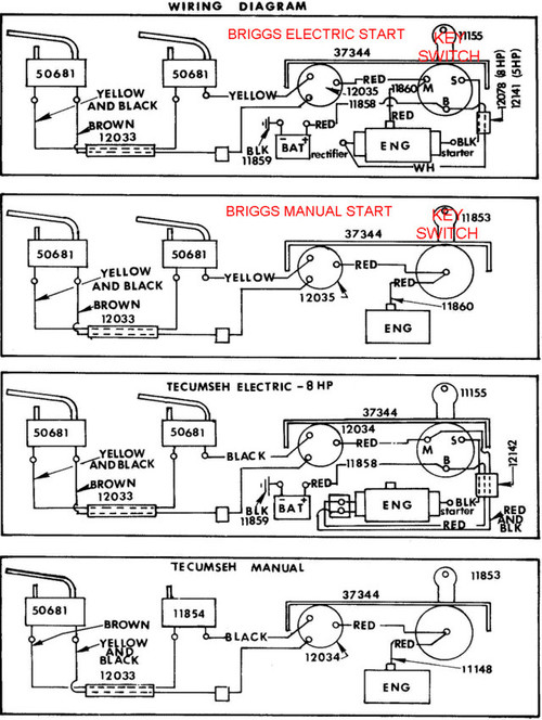 home design snapper rear engine mower wiring Snapper Ignition Wiring Diagram at panicattacktreatment.co