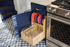 Smart Storage Ideas for Organizing Food Containers