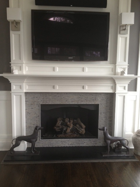 Fireplace Wall Contemporary