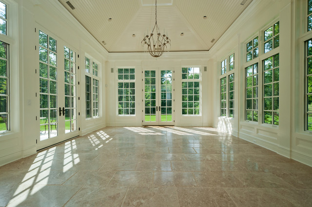 Sunroom Dc Metro By Architectural Ceramics Inc