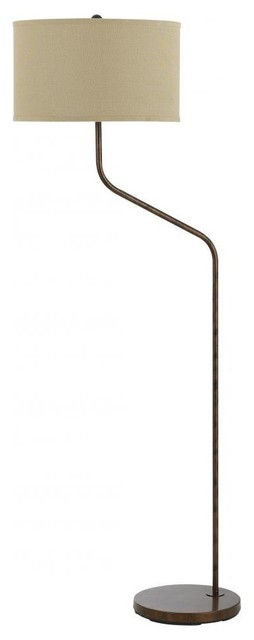 150w 3 Way Henderson Metal Floor Lamp.