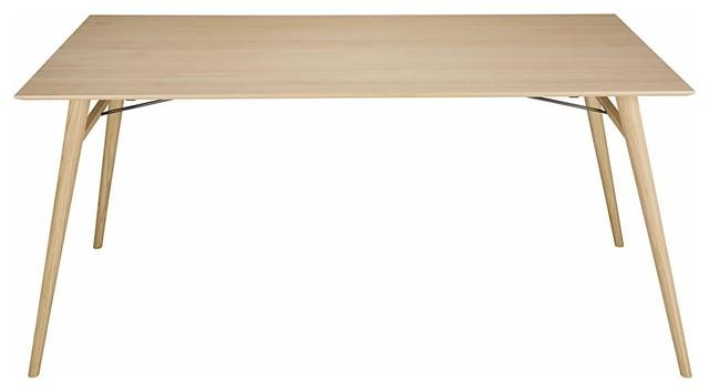Tavolo per sala da pranzo in legno massello di quercia francese L ...