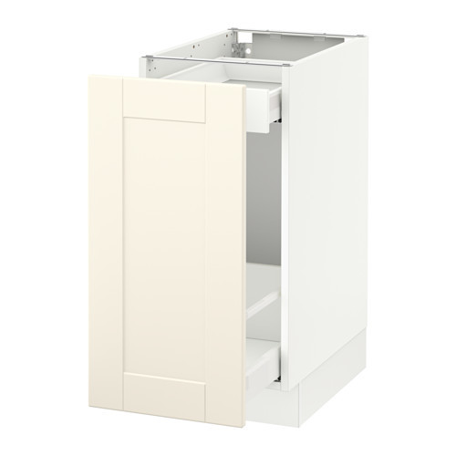 Recommended trash bins for IKEA Sektion SE BP1D?