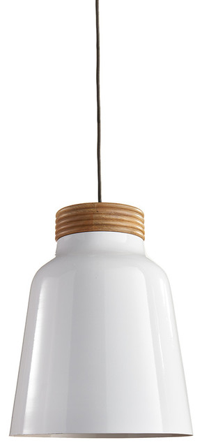 Dalton Light Pendant, White.