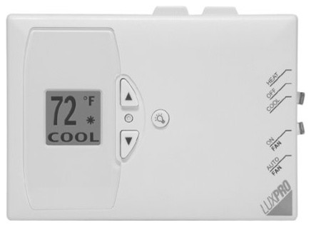 Luxpro Digital Non Programmable Thermostat Psd111