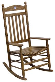 Hinkle Chair, Texas A&M Maple Collegiate Rocking Chair