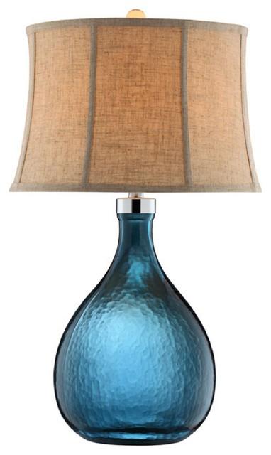 Stein World Ariga Glass Table Lamp