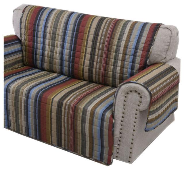 Outstanding Fashions Durango Fashion Designs Loveseat Furniture Cover Protector 103X76 Machost Co Dining Chair Design Ideas Machostcouk