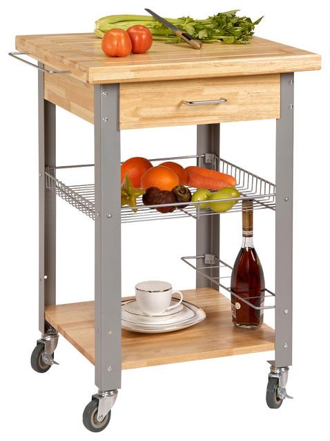 Pro Rolling Storage And Organization Kitchen Cart Modern Kitchen Islands And Kitchen Carts