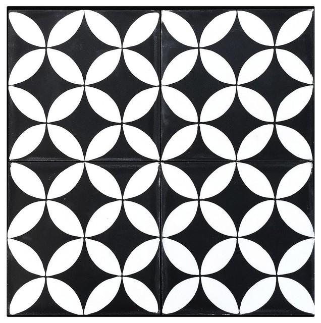 Circulos WB Cement Tile, Sample