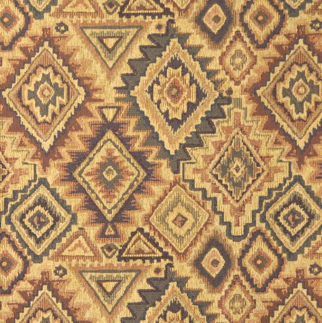 E101 Southwestern Theme Fabric