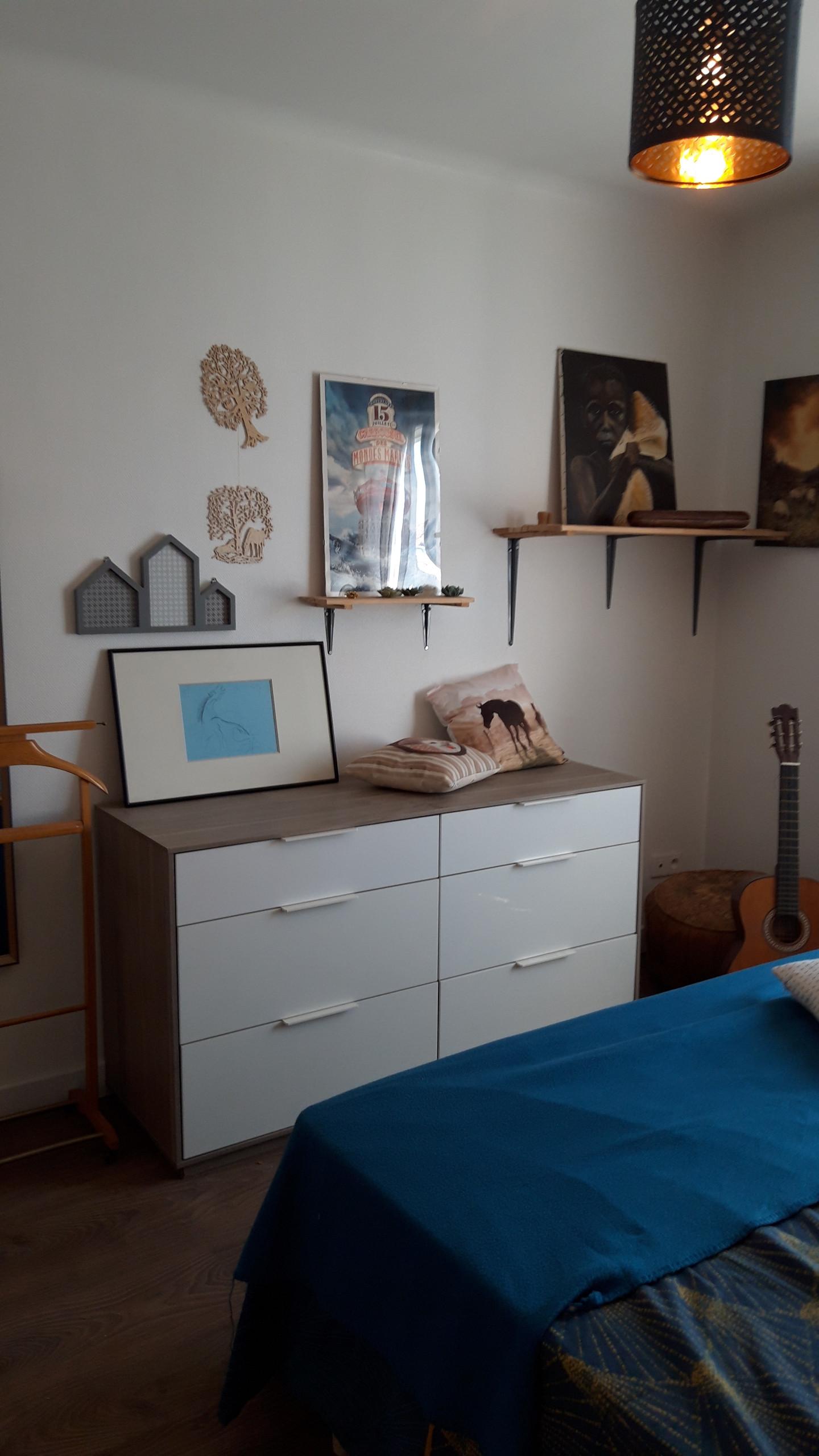 Projet Locatif - Rénovation Chambre