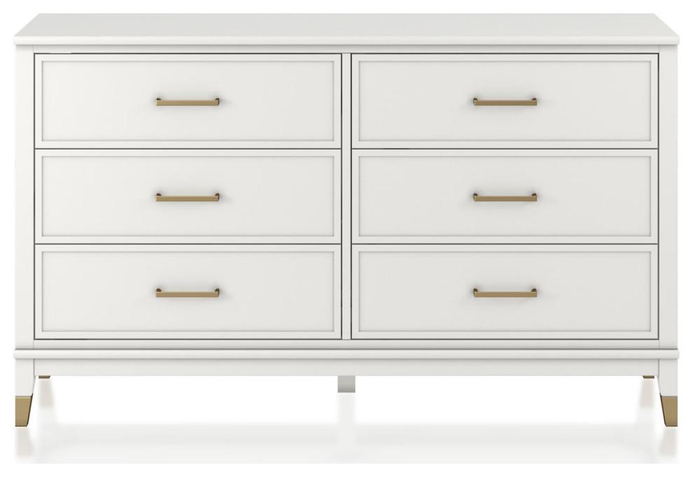 Westerleigh 6 Drawer Dresser