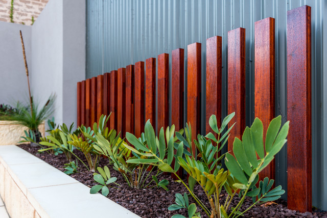 Nailsworth modern adelaide by enticescapes for Landscape architects in adelaide