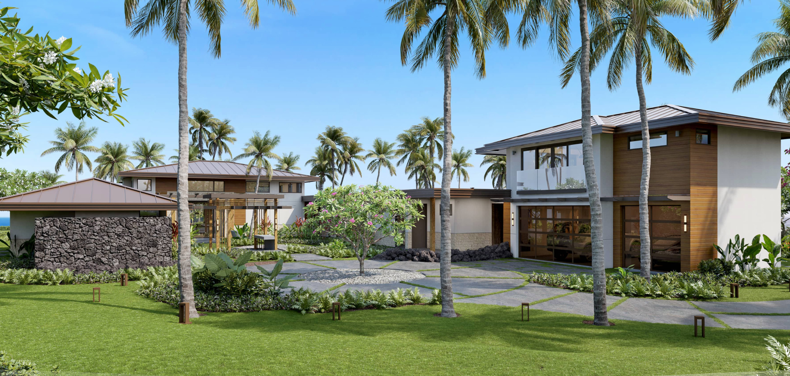 Hapuna Beach Residences - Sea