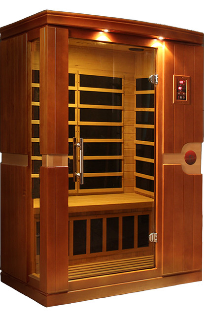 "Dynamic ""Venice Edition"" 2 Person Low EMF Far Infrared Sauna"
