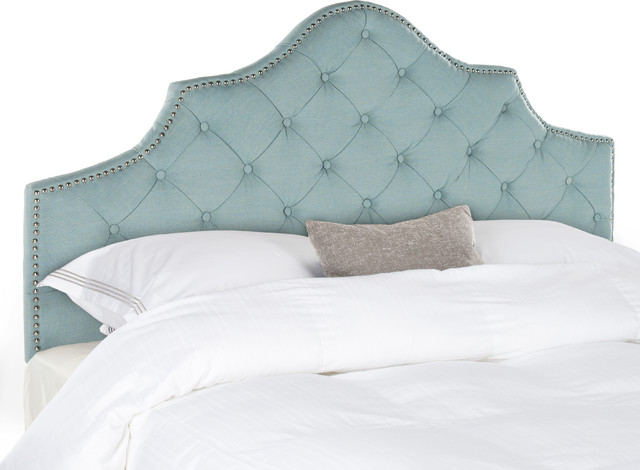 Safavieh Oxford Full Headboard, Sky Blue.