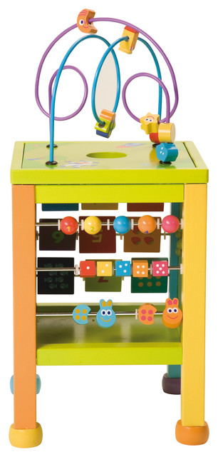 Boikido Wooden Counting Station Contemporary Kids Toys