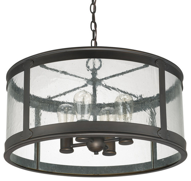 Capital Lighting 9568 The Dylan Collection 4 Light Outdoor Pendant ...