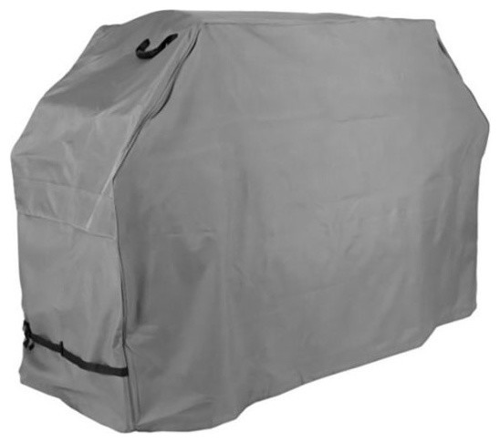 Kenmore Pa-20382 Elite Heavy Duty Grill Cover, Polyester With Pvc Backing.