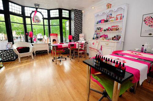 nail salon - Nail Salon Ideas Design