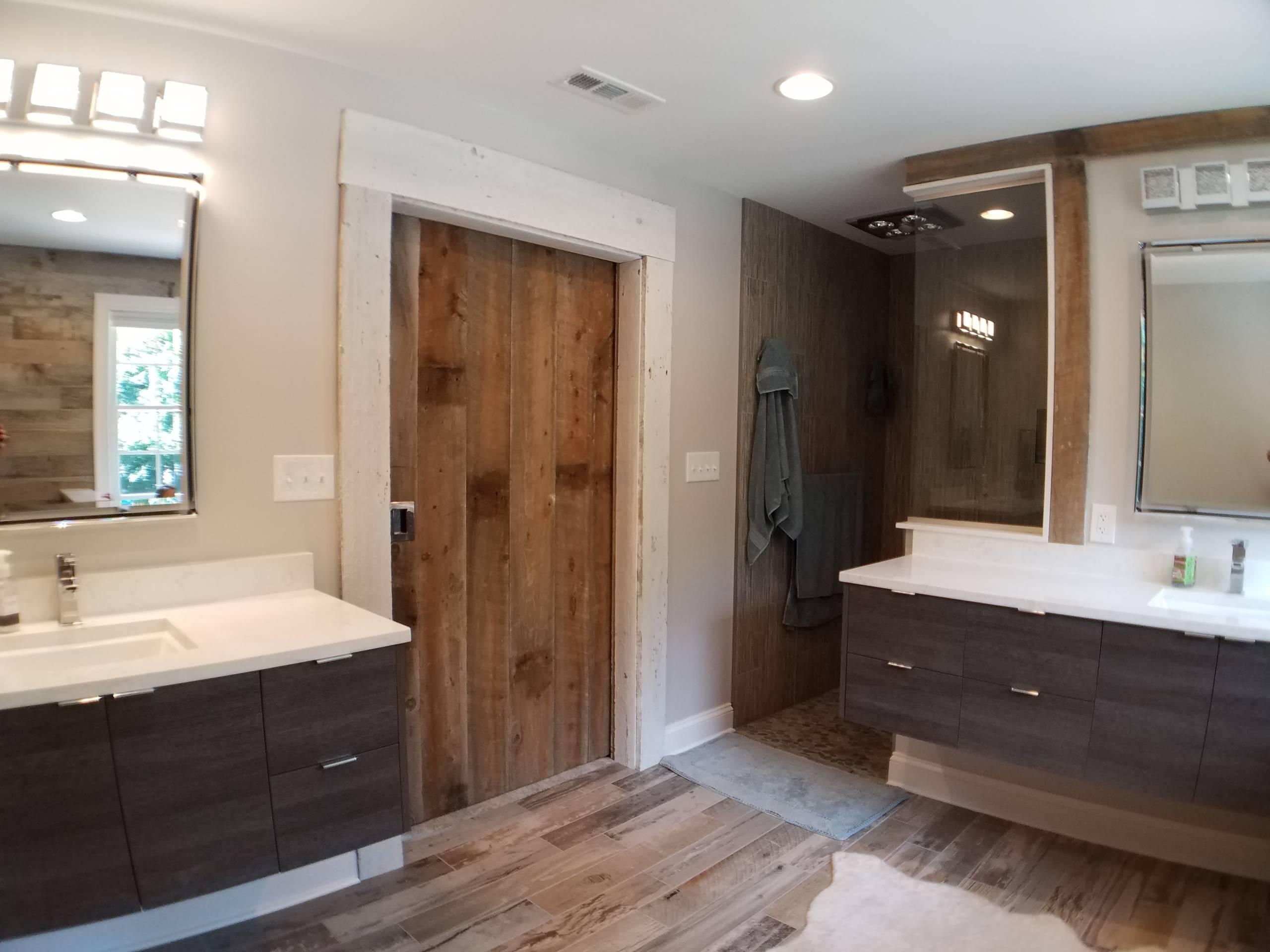 Macci - Schartz Master Bathroom