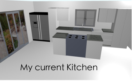 Need Help In Selecting The Kitchen Countertop