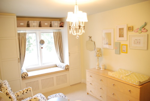Girls Room contemporary bedroom