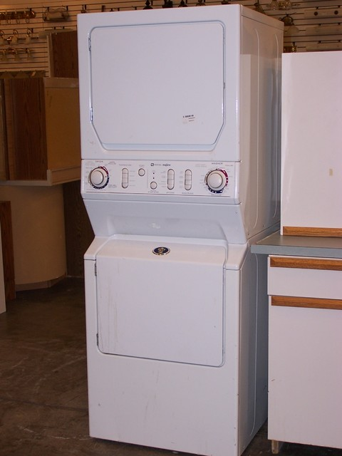 Maytag Neptune Stackable Washer Dryer Contemporary
