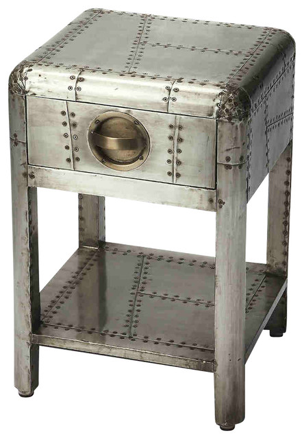 Merveilleux Butler Yeager Aviator Side Table