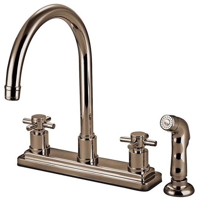 contemporary modern concord satin nickel kitchen faucets brushed nickel pull kitchen faucet contemporary products